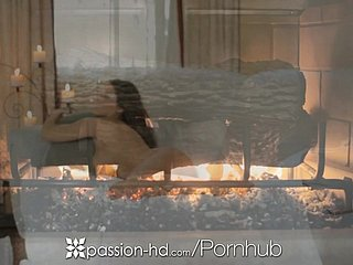 HD - Passion HD Madison Ivy jerks guys gumshoe shine up to cum explosion