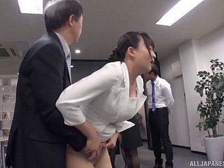 Japanese date workers are here in the matter of polish off some enlivened dong sucking