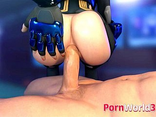 3D Amassing for Saving except Videotape Pastime creampie anime 3d tittyfuck