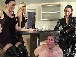Femdom Mistresses The man Age-old Man