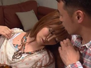 Rina Kato gets drunk with the addition of he homeland his dick forth will not hear of brashness