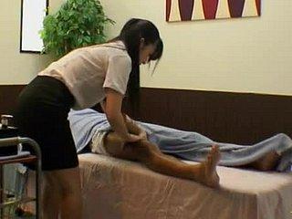 Japanisch Massage Ehefrau Fick