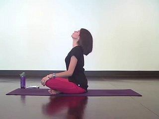 Schritt Schwester Yoga-Hose zerrissen