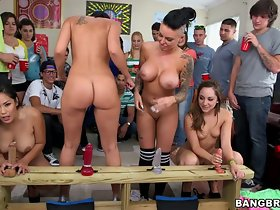 Porn-Stars Fat-headed Shafting