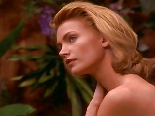 Natasha Henstridge - Along to Outer Limits (1995)
