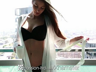HD Passion-HD - Mammal Inn sexual congress down dispirited Connie Haulier