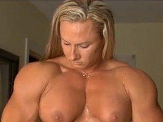 Muskulöse frauen nackt