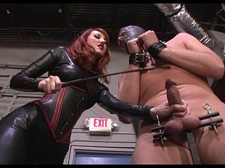 Brutal CBT and cum heavens factotum