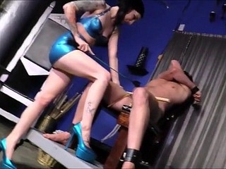 Hot mistress Ground-breaking CBT