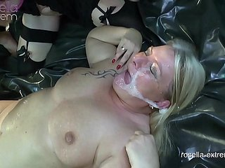 Unique, Kinky, pioneering pervert! 2 Mega scurrilous sluts alongside action!